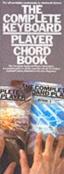 The Complete Keyboard Player : Chord Book, Paperback Book