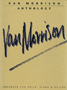 Van Morrison Anthology, Paperback / softback Book