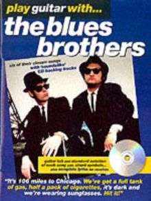 Play Guitar With... The Blues Brothers, Paperback Book