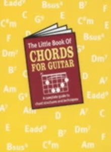 The Little Book Of Chords For Guitar, Paperback Book