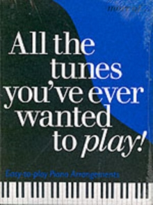 More All the Tunes You've Ever Wanted to Play, Paperback Book