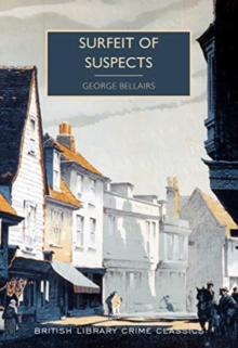Surfeit of Suspects, Paperback / softback Book