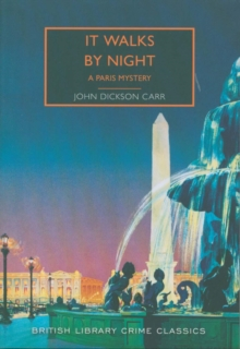 It Walks by Night : A Paris Mystery, Paperback / softback Book