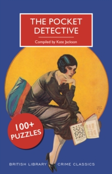 The Pocket Detective : 100+ Puzzles, Paperback / softback Book