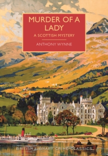 Murder of a Lady, Paperback Book