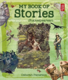 My Book of Stories : Write Your Own Shakespearean Tales, Paperback / softback Book