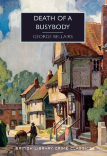 Death of a Busybody, Paperback Book