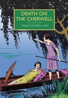 Death on the Cherwell, Paperback / softback Book