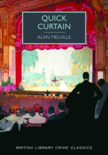 Quick Curtain, Paperback / softback Book