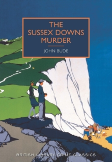 The Sussex Downs Murder, Paperback Book