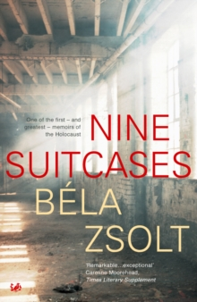 Nine Suitcases, Paperback Book