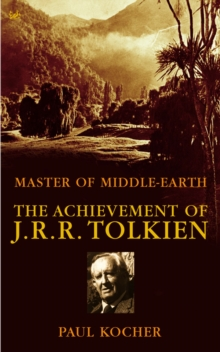 Master Of Middle Earth, Paperback Book