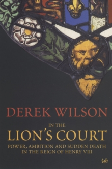 In The Lion's Court, Paperback Book