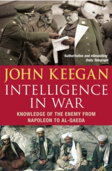 Intelligence In War, Paperback / softback Book
