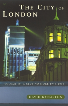 The City Of London Volume 4, Paperback Book