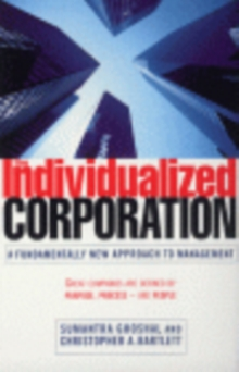 The Individualized Corporation, Paperback / softback Book