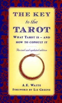 The Key to the Tarot, Paperback Book