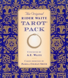 The Original Rider Waite Tarot Pack, Paperback Book