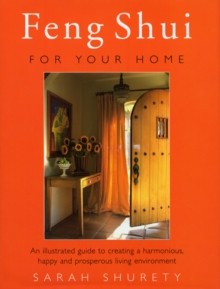 Feng Shui For The Home, Hardback Book