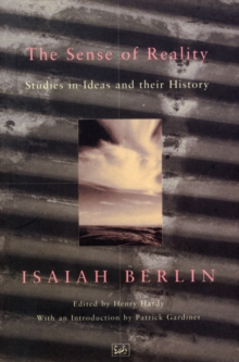 The Sense Of Reality : Studies in Ideas and their History, Paperback / softback Book