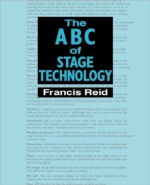 The ABC of Stage Technology, Paperback Book