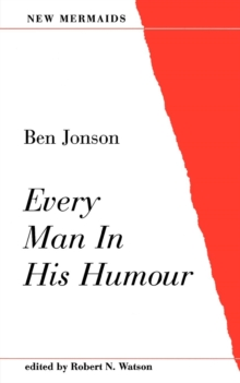 Every Man in His Humour, Paperback Book