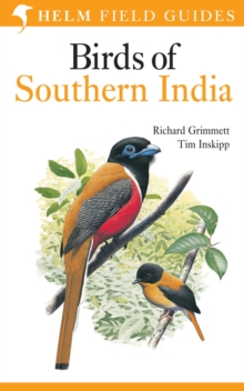 Birds of Southern India, Paperback Book
