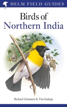 Birds of Northern India, Paperback Book