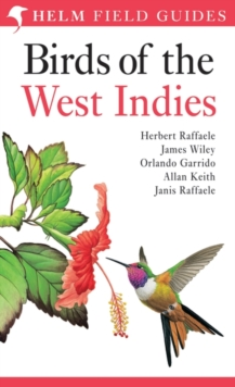 Birds of the West Indies, Paperback Book