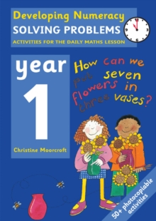 Solving Problems: Year 1 : Activities for the Daily Maths Lesson, Paperback Book