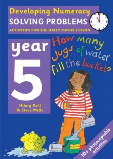 Solving Problems: Year 5 : Activities for the Daily Maths Lesson, Paperback Book