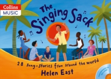 The Singing Sack (Book + CD) : 28 Song-Stories from Around the World, Mixed media product Book