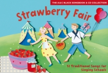 Strawberry Fair (Book + CD) : 51 Traditional Songs, Mixed media product Book