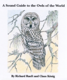 A Sound Guide to Owls, CD-Audio Book