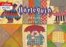 Harlequin (Book + CD) : 44 Songs Round the Year, Mixed media product Book