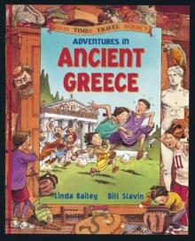 Adventures in Ancient Greece, Paperback Book
