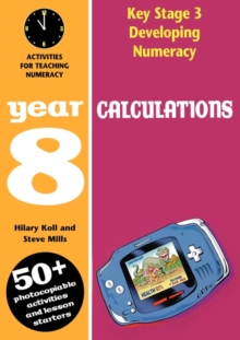Calculations: Year 8 : Activities for the Daily Maths Lesson, Paperback / softback Book