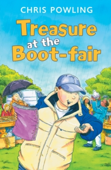 Year 3: Treasure at the Boot-fair, Paperback Book