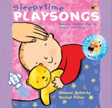 Sleepy Time Playsongs (Book + CD) : Baby's Restful Day in Songs and Pictures, Mixed media product Book