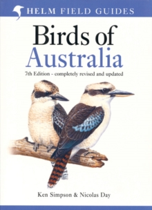Field Guide to the Birds of Australia, Paperback Book