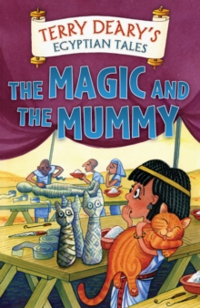The Magic and the Mummy, Paperback Book