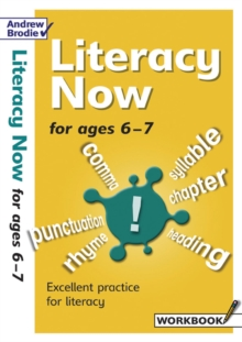 Literacy Now for Ages 6-7 : Workbook, Paperback Book