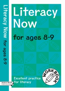 Literacy Now for Ages 8-9, Paperback / softback Book