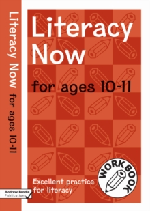 Literacy Now for Ages 10-11 : Workbook, Paperback Book