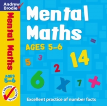 Mental Maths for Ages 5-6, Paperback / softback Book