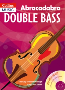 Abracadabra Double Bass book 1, Mixed media product Book