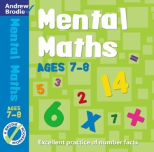 Mental Maths for Ages 7-8, Paperback Book