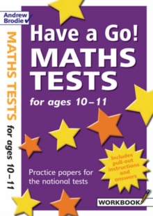 Have a Go Maths Tests for Ages 10-11, Paperback Book