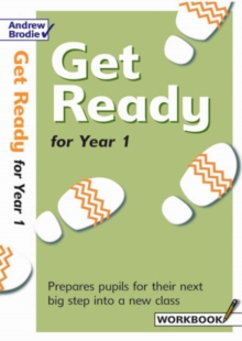 Get Ready for Year 1, Paperback Book
