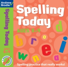 Spelling Today for Ages 8-9, Paperback Book